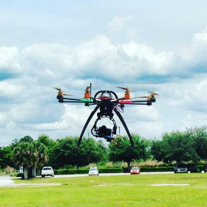 CineDrones | Drone Cinematography